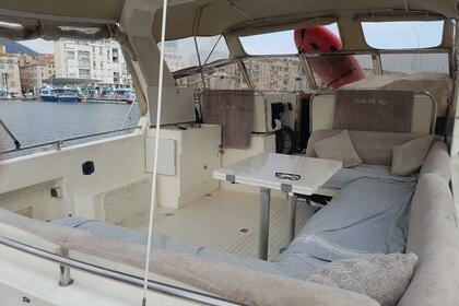 Charter Motorboat MARINE PROJECTS PRINCESS RIVIERA 36 Toulon