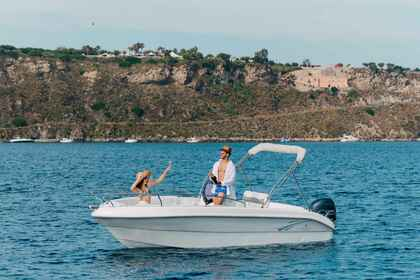 Hire Motorboat Orizzonti Syros 190 Milazzo