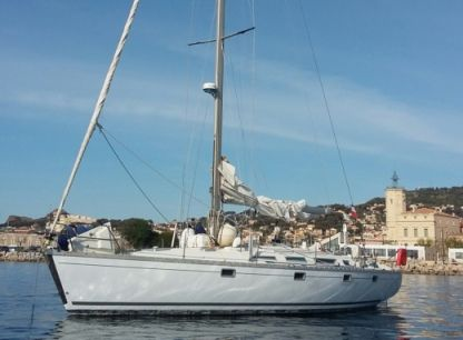 Verhuur Zeilboot Jeanneau Sun Magic 44 Marseille