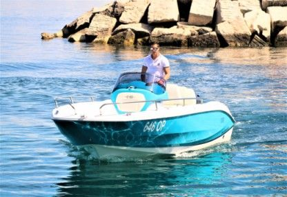 Rental Motorboat Sessa Key Largo One Opatija