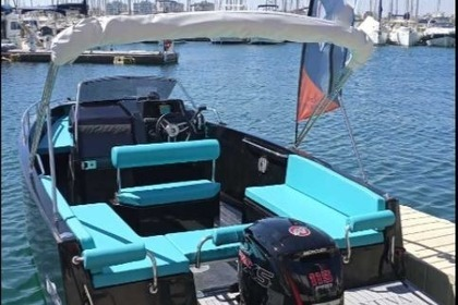 Charter Motorboat NUVA YATCH OPEN M6 Torrevieja