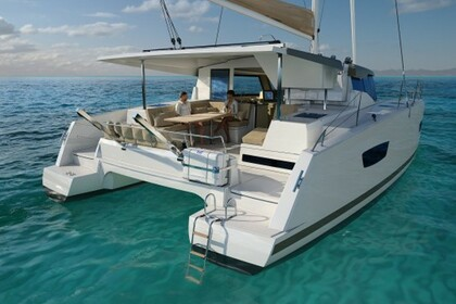 Rental Catamaran Fountaine-Pajot Lucia 40 Sukošan