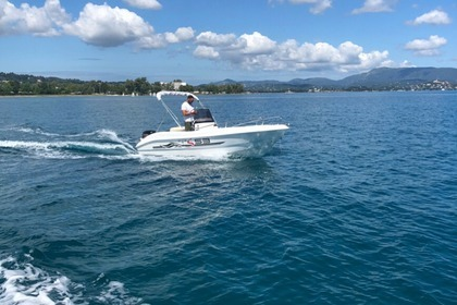 Rental Motorboat Trimrachi 53s Paxi