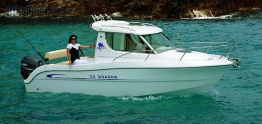 Motorboat Sessa Marine Dorado 22 for rental