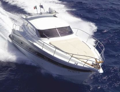 Charter Motorboat Rio 44 Air Agde