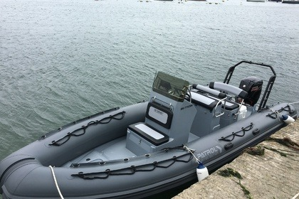 Location Semi-rigide 3d Tender Patrol 600 Saint-Malo