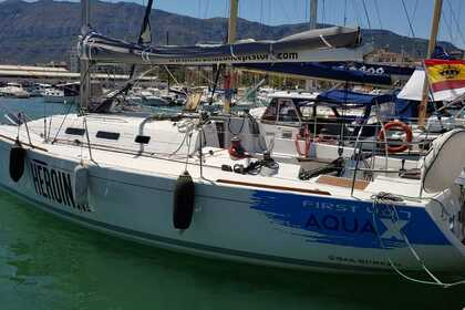 Rental Sailboat Beneteau FIRTS 40.7 Dénia