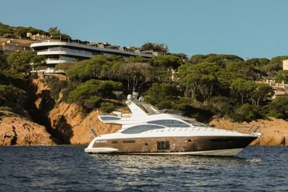 Rental Motorboat Azimut Fly Bridge 58 Girona