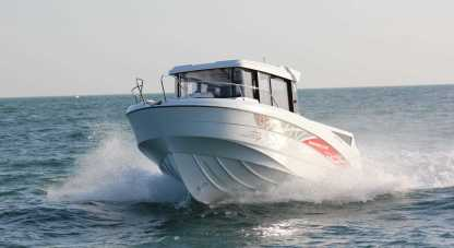 Rental Motorboat Beneteau Barracuda 8 La Rochelle