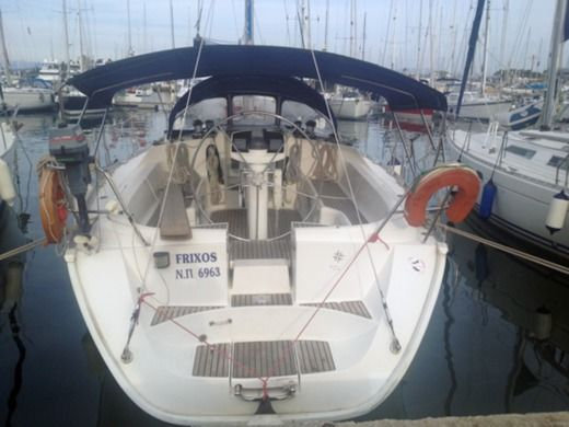 Jeanneau Sun Odyssey 42.2 in Corfu for hire