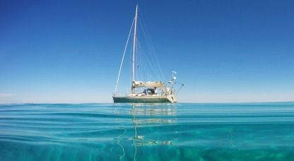 Rental Sailboat Lutra 40 Ibiza