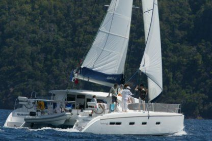 Location Catamaran Nautitech 442 Fort-de-France