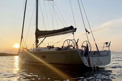 Charter Sailboat SLY-GRAND SOLEIL SLY 54 Toulon