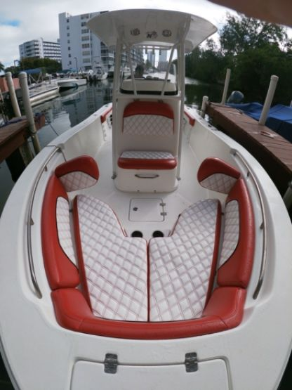 Rental Motorboat Nauticstar Boats 2200Xs Offshore Miami
