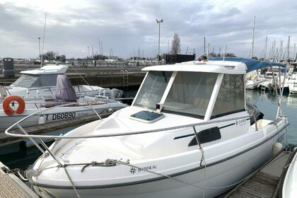 Charter Motorboat JEANNEAU MERRY FISHER 580 Loctudy
