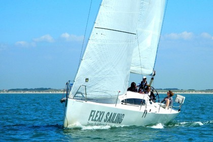 Hire Sailboat JPK Flexi Sailing Nieuwpoort