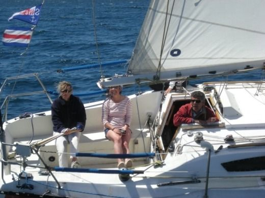 Sailboat Franqueville Dragonfly for hire