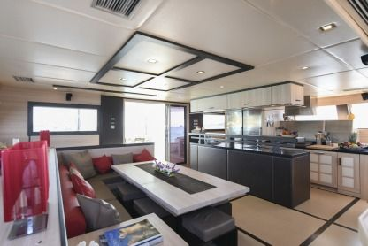 Location Catamaran Sunreef 70'' Mandelieu-la-Napoule
