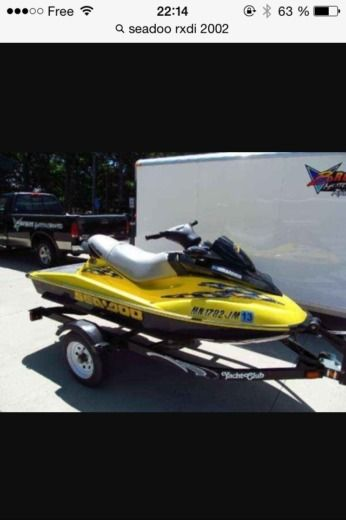 Jet ski SEA DOO Rxdi 138cv peer-to-peer