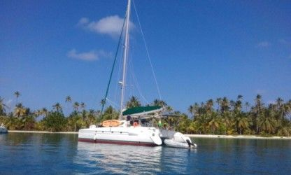 Location Catamaran Fountaine Pajot Bahia 46 Guna Yala