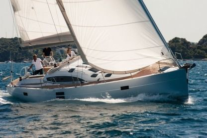 Rental Sailboat Elan 50 Impression Zadar