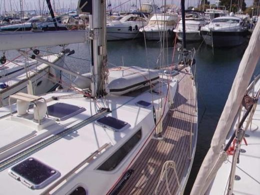 Sailboat Jeanneau Sun Odyssey 522 for hire