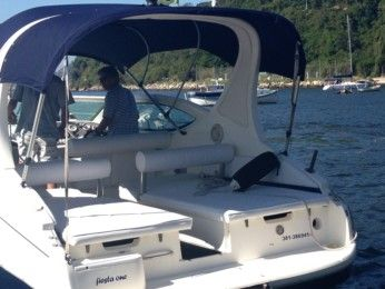 Charter Motorboat Real Power Boats Real 29 Rio de Janeiro
