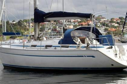 Rental Sailboat BAVARIA 40 Dieppe