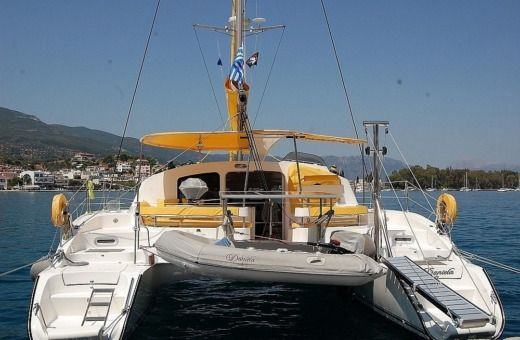 Fountaine Pajot Lavezzi 40 in Athens for hire