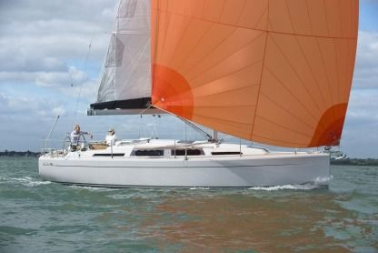 Rental Sailboat Hanse 345 Split