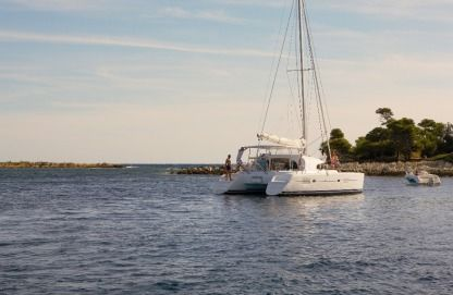Location Catamaran Beneteau Lagoon 380 Marigot