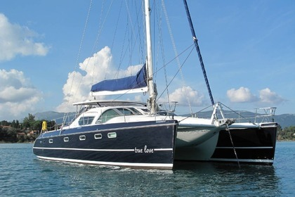 Hire Catamaran Alliaura Marine Privilege 495 Corfu