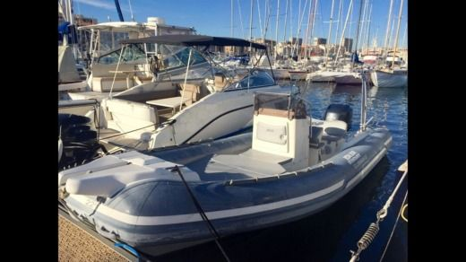 RIB JOKER BOAT CLUBMAN 22 for hire