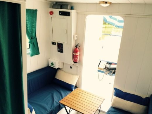 Houseboat AIRESS Bayou tra privati
