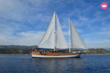 Sailing yacht Gulet Northwind for hire
