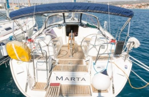 Dufour 385 Grand Large (Marta) in Kaštel Gomilica for hire