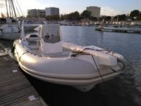 Location Semi-rigide Capelli Tempest 770 Sun Palma