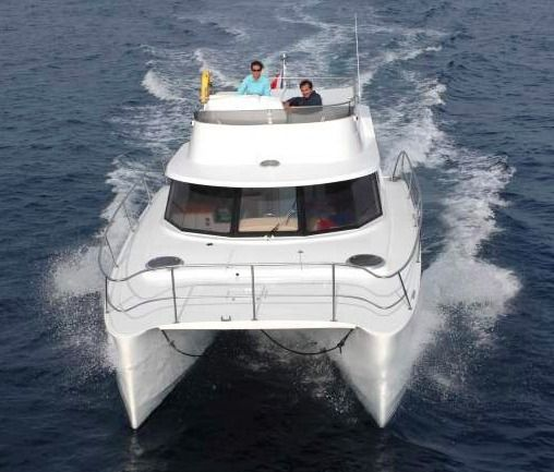 Catamaran Fountaine Pajot Highland 35 à louer