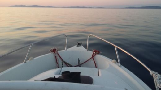 Quicksilver 550Wa in Zadar peer-to-peer