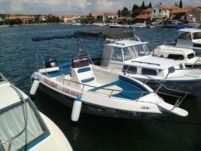Motorboat Aquamar 630