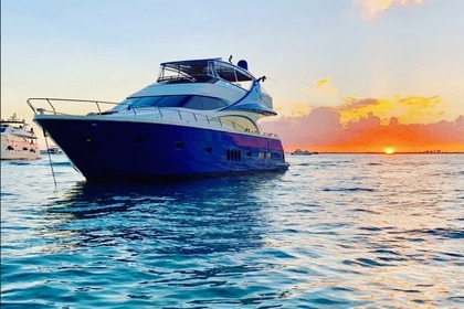 Rental Motor yacht Marquis 65 Sunny Isles Beach