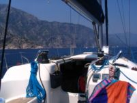 Sailboat Dufour 40 Performance for rental