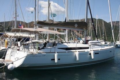 Rental Sailboat Jeanneau Sun Odyssey 439 Marmaris