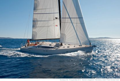 Charter Sailboat Cnb Bordeaux 60 Arcachon