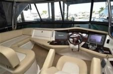 Motorboat Meridian 580 Pilothouse