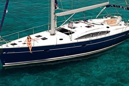 Hire Sailboat ELAN 514 IMPRESSION Ibiza