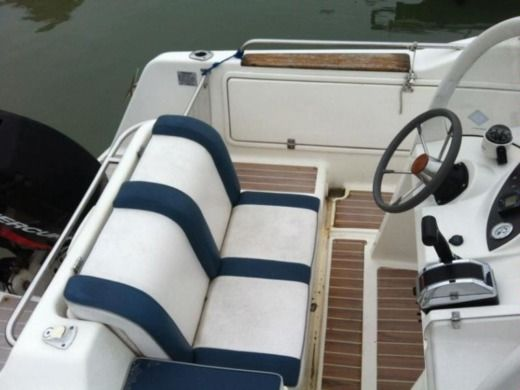 Motorboot Quicksilver 510 Commander zu vermieten