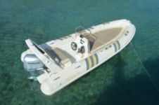 Barracuda 530 in Betina for hire