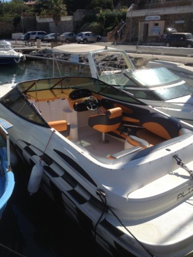 Motorboat Maxum 3200 for hire