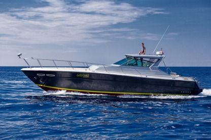 Miete Motorboot Sea Ray 390 Hvar